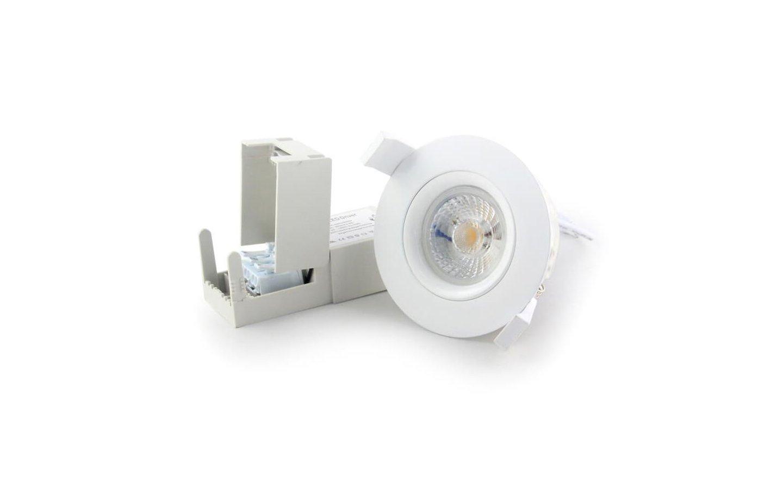 Sunset Gyro 2000K-2800K LED Spotlight 450lm 8W(45W)