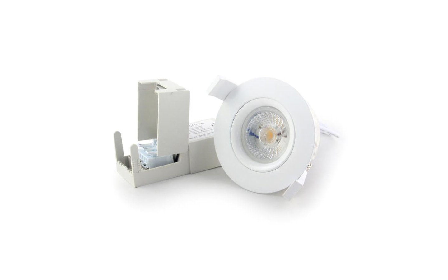 Sunset Gyro 2000K-2800K LED Spotlight 450lm 8W(45W)