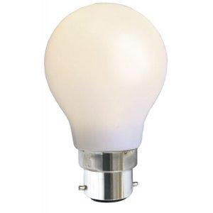 Opal LEDlampa B22 2600K 60lm 1W(8W)