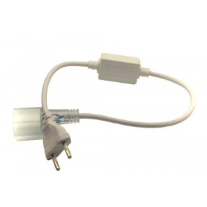 Anslutningskabel för neonslang 230V
