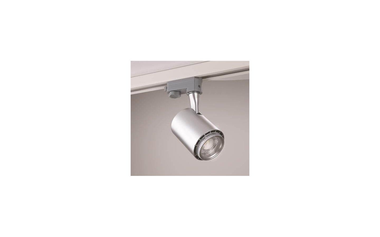 Rex II LED Track Light 3-Fas Silver 8W