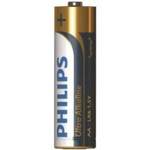 Ultra Alcaline Batterier LR6/AA 1,5V 4 st
