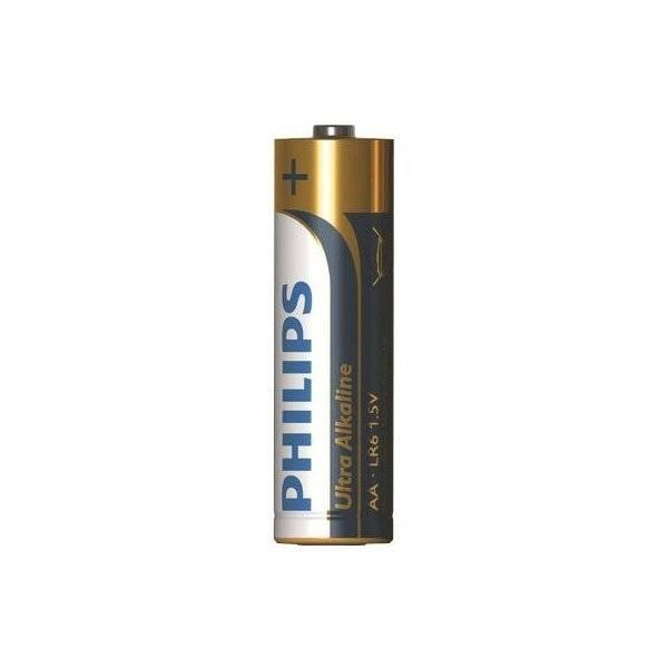 AA-batterier Ultra Alkaline, LR6 1,5V, 4-pack