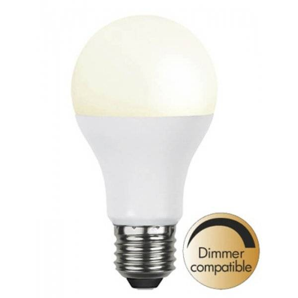 LED-Lampa Normal, Opal E27 Ra90 2700K 1000lm 12W(72W)