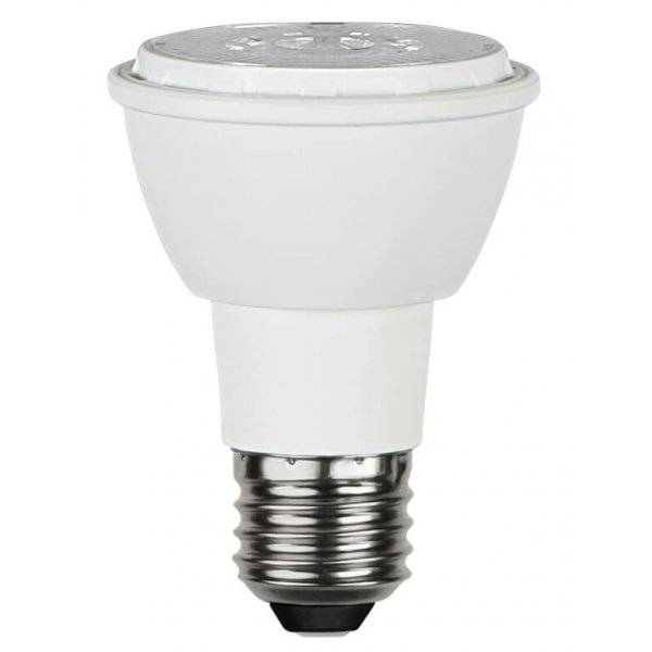 Spotlight LED Klar E27 400lm 6,2W