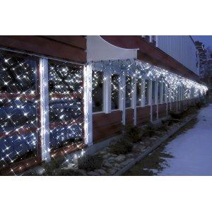 LED Gradin 1x2m Kallvit 102L