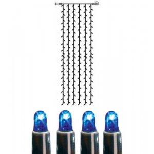 LED Gradin 1x4m Blå 204L