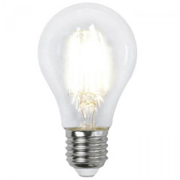LED-Lampa Normal, E27 4000K 890Lm 6,5W(65W)