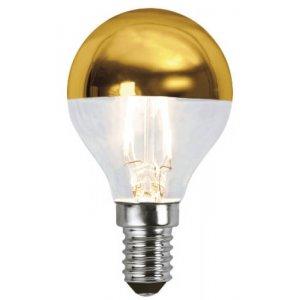 Illumination LED Reflekterande Topp Guld E14 1.8W