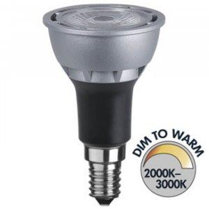 Spotlight LED Klar E14 290lm 5W(41W)