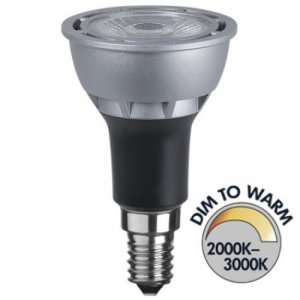 Illumination LED Reflekterande G95 E27 2700K