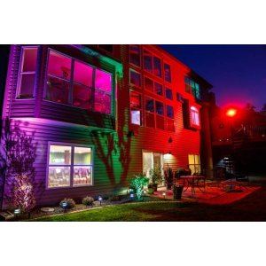 Slim Color LED Strålkastare 60W Färgväxlande RGB