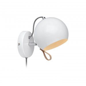 Ball Vägglampa