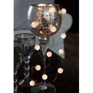 Dekorationsslinga Marble Balls LED