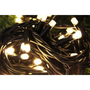 Glimmer Ljusslinga 10m LED, EXTENSION