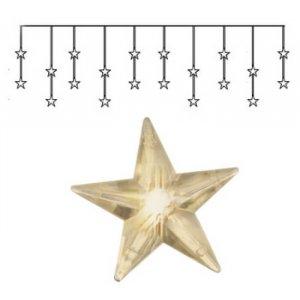 Stjärngardin 180x40cm 20L LED