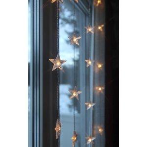 Stjärngardin 90x120cm 30L LED