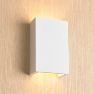 Jack RC Vägglampa Gips LED