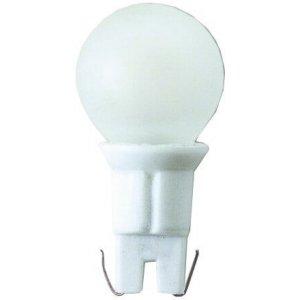 Microlampa Push-In 12V Rund Frosta, Vit Sockel
