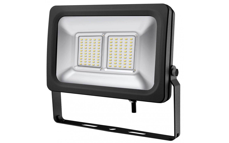 Flatline LED Strålkastare 50W(500W) Varmvit