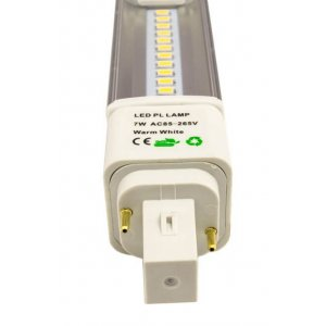 Manila G24d 2pin LED 3000K 560lm 7W(50W)