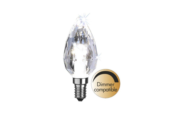LED-Lampa Kron, E14 4000K 350lm 3,5W (39W)