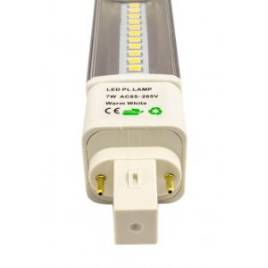 Kano G23 2pin LED 3000K 560lm 7W(50W)