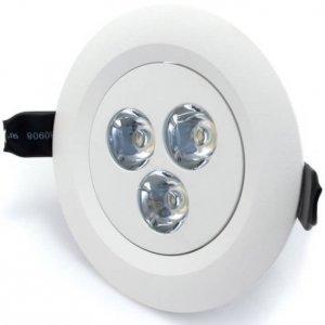 Detroit LED Spotlight 245lm 3W(30W)