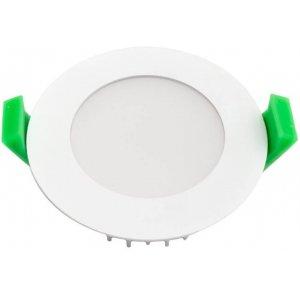 Dolly Lågprofil Vit 35mm LED Spotlight 540lm 7W(55W)
