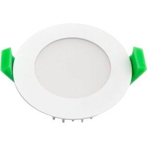 Dolly Lågprofil 45mm Vit LED Spotlight 960lm 12W(75W)