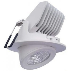 Manhattan LED Spotlight 630lm 10W(50W)