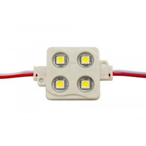 Zign LEDmodul 12V, 20-pack 1W Neutralvit