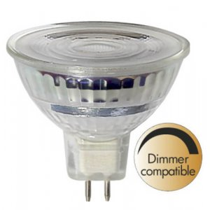 Spotlight LED GU5,3 2700K 500lm 6,3W(41W)