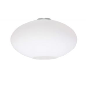 Reservglas till Bullo Taklampa / Plafond 27cm Alu/Opal