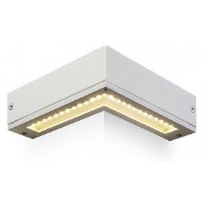 Coin Vägglampa LED Vit