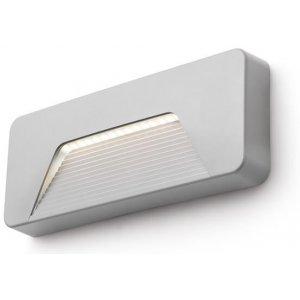 Reno SQ Indirect Vägglampa LED Grå