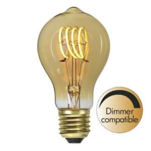 LED-Lampa Normal, E27 2000K 80lm 2,7W