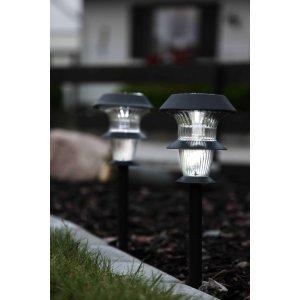 Solcellslampa Trento, Gångljus LED 2-Pack