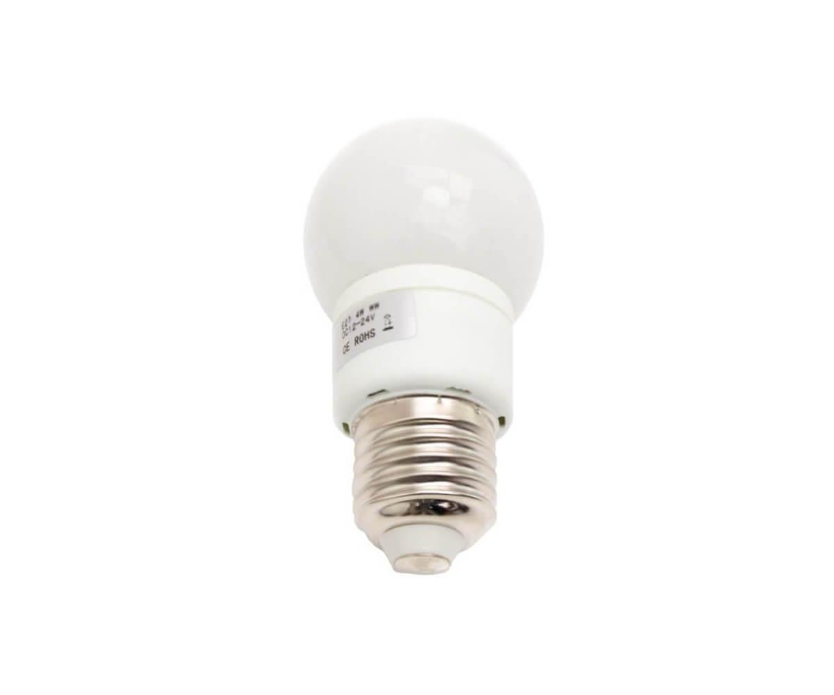 24v 30x Led Cluster: LED-Lågvoltslampa 12-24V DC, E27 2700K 360lm 4W(30W