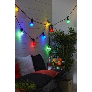 Dekorationsslinga Circus Multifärgad LED