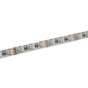 Crystal RGB+WW LED List 14,4w/m, endast 5m strip