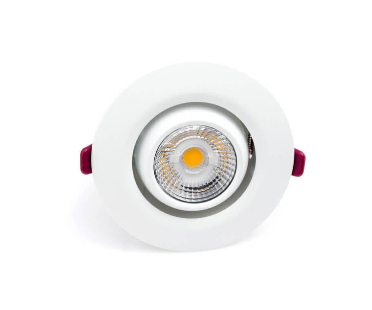 toronto led spotlight 470lm 5 5w 45w. Black Bedroom Furniture Sets. Home Design Ideas