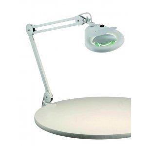 Halltorp Lampa Med Förstoringsglas