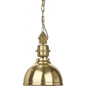 Manchester Taklampa 52 cm Guld
