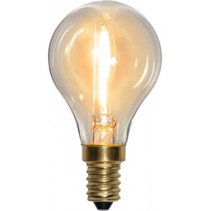 LED-Lampa Klot, E14 2100K 70lm 0,8W Soft Glow
