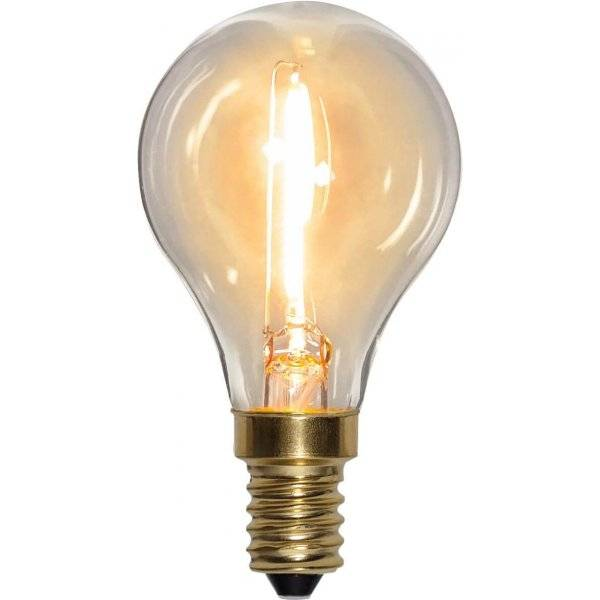 LED-Lampa Klot, E14 2100K 70lm 0,8W(7W)