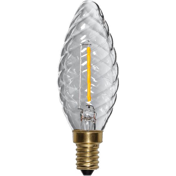 LED-Lampa Kron, E14 2100K 70lm 0,8W(7W)