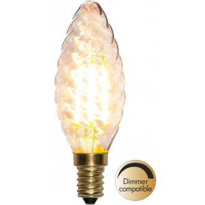 LED-Lampa Kron, E14 2100K 350lm 4W Soft Glow