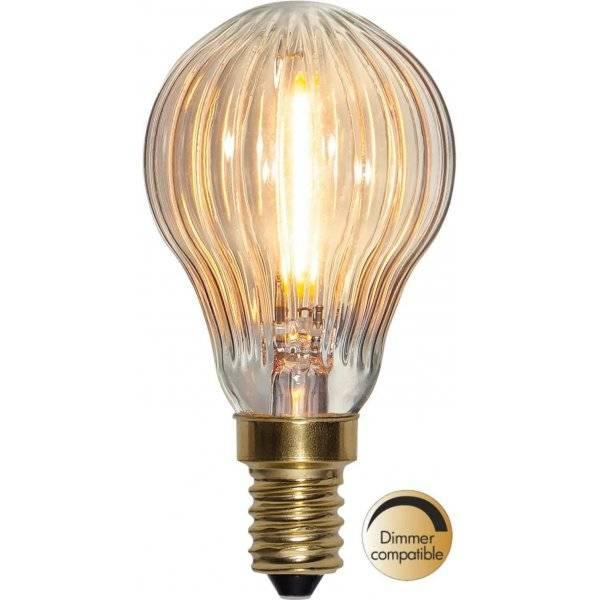 Bra Köp LED-Lampa Klot, E14 2200K 50lm 0,8W(5W) från AD-17