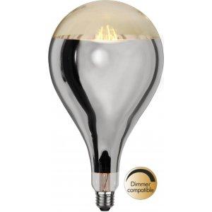 Kolfilament Lyktlampa LED E14 2100K 120lm 2W(13W)